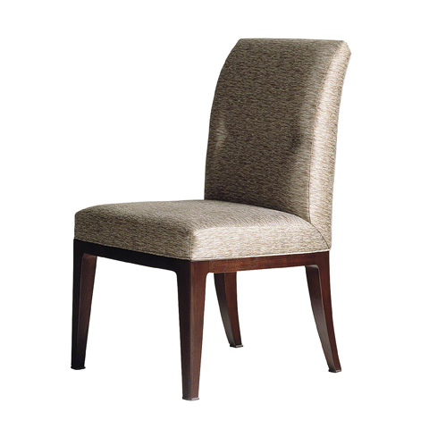 Baker Furniture - Cheval Side Chair - 4040