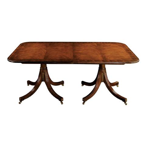 Baker Furniture - Rectangular Dining Table - 5240