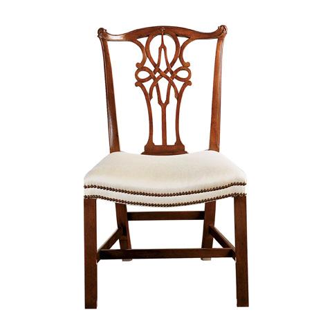 Baker Furniture - George III Mahogany Side Chair - 5244
