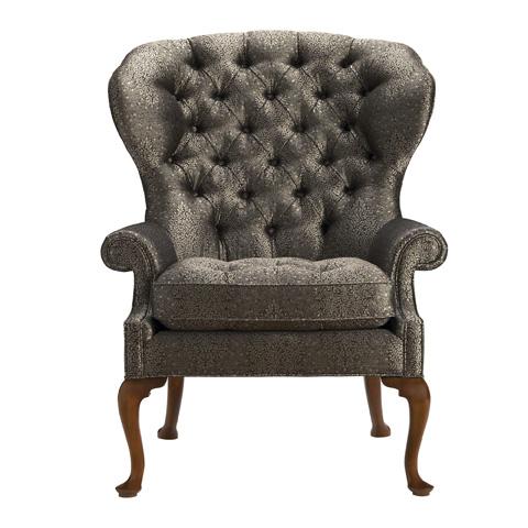 Baker Furniture - George II Wing Chair - 5341C