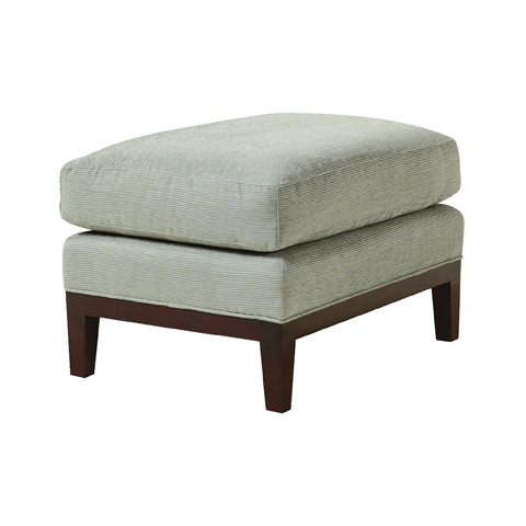 Baker Furniture - Ottoman - 6498-11