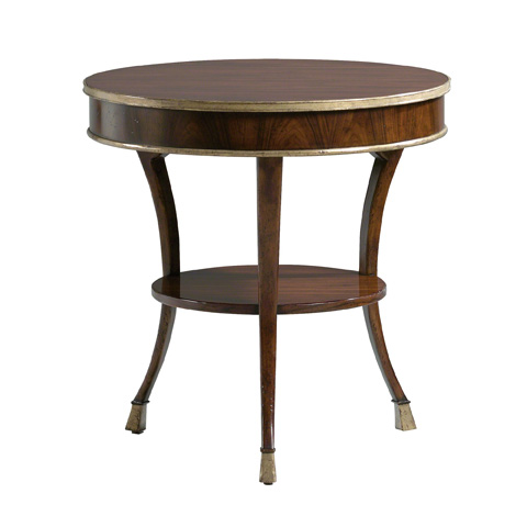 Baker Furniture - Rosewood Occasional Table - 8565