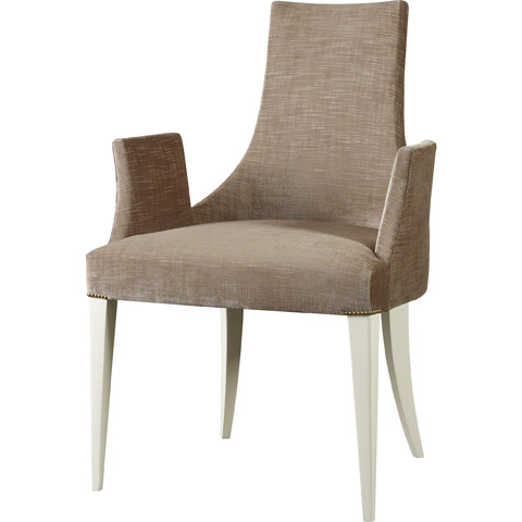 Baker Furniture - Shell Arm Chair - 8641