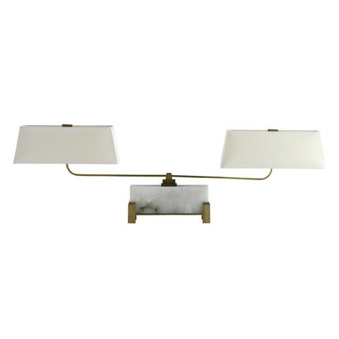 Baker Furniture - Library Stem Lamp - BSA104X2