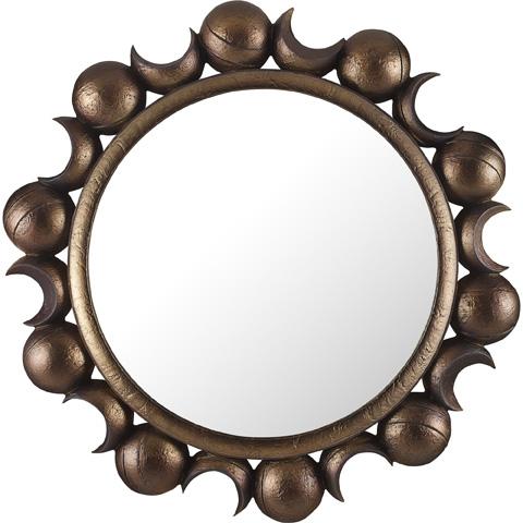 Baker Furniture - Luna Mirror - 9111