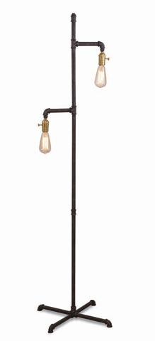 Bassett Mirror Company - Telestar Floor Lamp - L2598F
