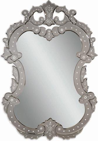 Bassett Mirror Company - Venetian II Wall Mirror - M3233