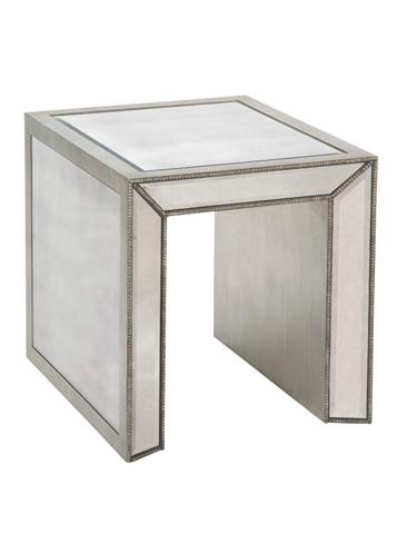 Bassett Mirror Company - Murano Rectangular End Table - T2624-200