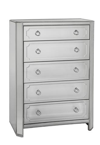 Bassett Mirror Company - Chapman 5 Drawer Tall Chest - T2752-920