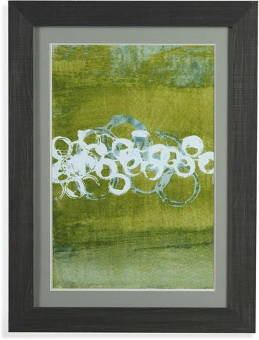 Bassett Mirror Company - Green Orbs I - 9900-459A