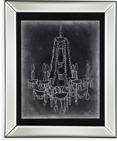 Bassett Mirror Company - Chalkboard Chandelier Sketch I - 9900-537A