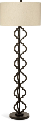 Bassett Mirror Company - Gilman Floor Lamp - L2932F