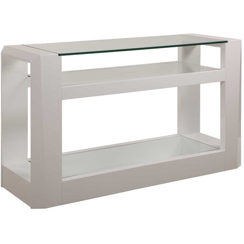 Bassett Mirror Company - Cristobal Console Table - 2745-400