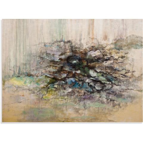 Bassett Mirror Company - Pretty Pastels Art - 7300-166