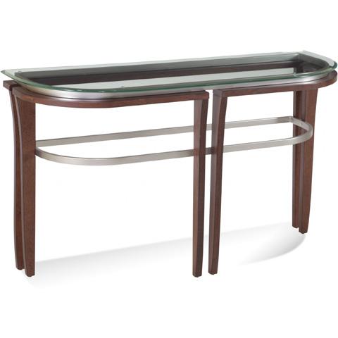 Bassett Mirror Company - Fusion Console Table - 8116-400-444