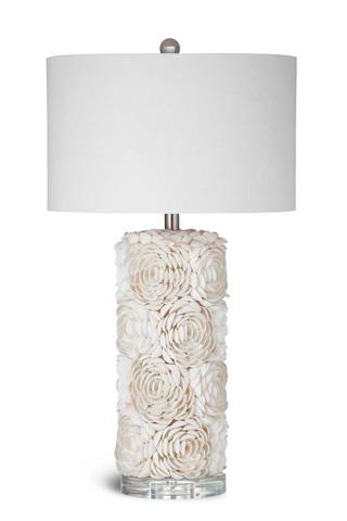 Bassett Mirror Company - Shell Table Lamp - L2800T