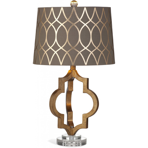 Bassett Mirror Company - Coburg Table Lamp - L2936T