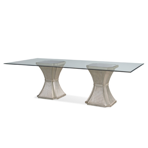Bassett Mirror Company - Vanesta Dining Table - 3182-601-909