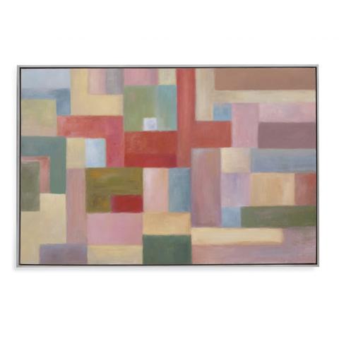 Bassett Mirror Company - Pastel Blocks - 7300-210