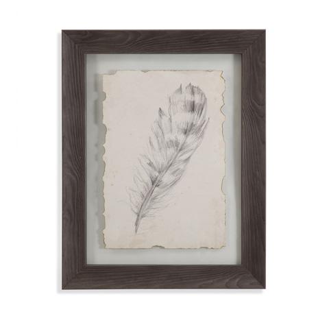 Bassett Mirror Company - Feather Sketch II - 9900-599B