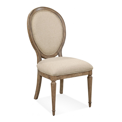 Bassett Mirror Company - Esmond Side Chair - DSCH42-813