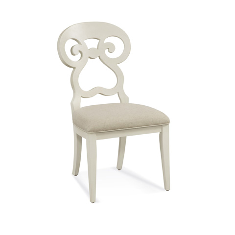 Bassett Mirror Company - Avery Dining Chair - DSCH89-821