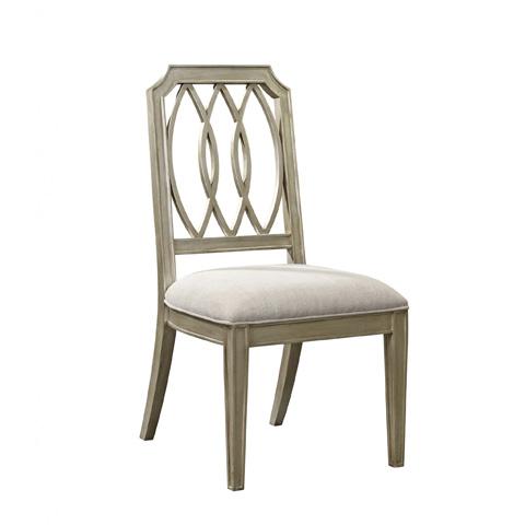 Bassett Mirror Company - Vanesta Side Chair - DSCH92-820