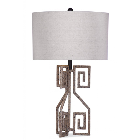 Bassett Mirror Company - Caleigh Table Lamp - L3037T
