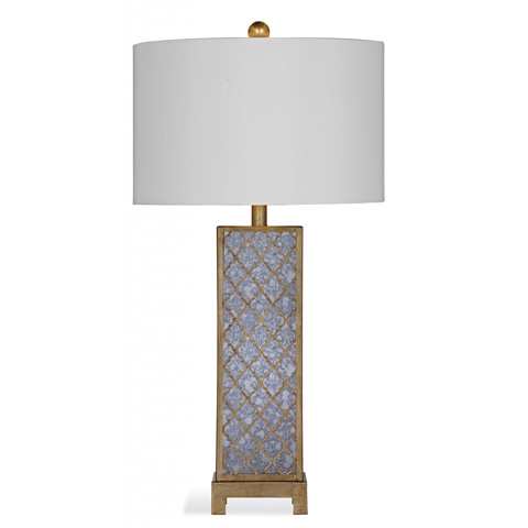 Bassett Mirror Company - Baskin Table Lamp - L3119T