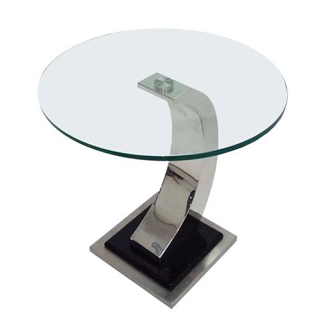 Bellini Imports - Katniss End Table - KATNISS