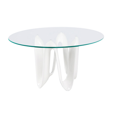 Bellini Imports - Sapphire Dining Table - SAPPHIRE-60