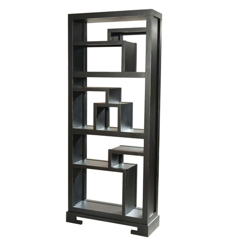 Belle Meade Signature - Zen Asian Inspired Modular Bookcase - 272