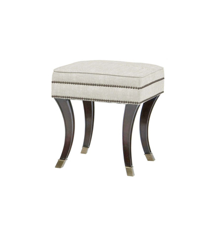 Belle Meade Signature - Mia Sickle Leg Stool - 4025E