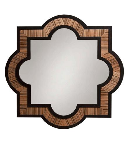 Belle Meade Signature - Hayworth Contemporary Quatrefoil Mirror - 6017