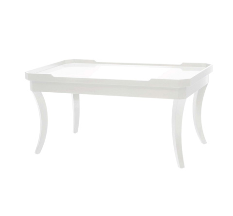 Belle Meade Signature - Candace Classic Saber Leg Cocktail Table - 6046