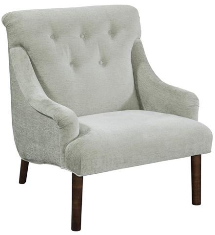Emerson Bentley - Finley Slipper Arm Chair - 1301-01