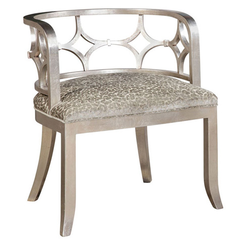 Emerson Bentley - Pietro Carved Chair - 70-01