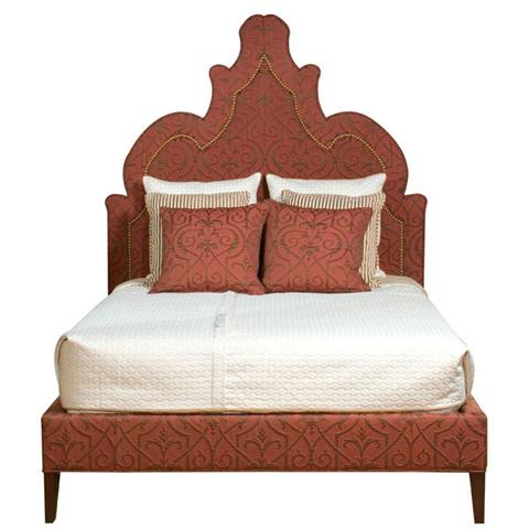 Emerson Bentley - Morocco King Bed - 7301-07KB