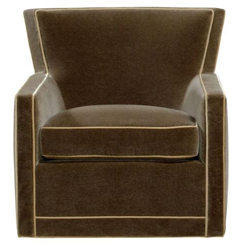 Emerson Bentley - Berkley Chair with Swivel - 783-01