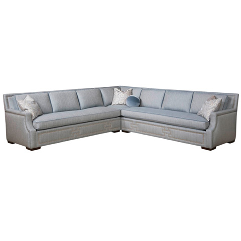 Emerson Bentley - Baxter Three Piece Sectional - 1012 SECT