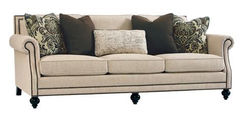 Bernhardt - Brae Upholstered Sofa with Nailhead Trim - B6717A