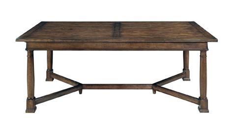 Bernhardt - Trestle Dining Table - 322-224