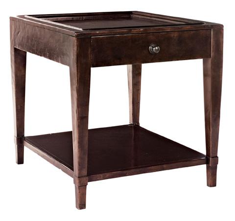 Bernhardt - Vintage Patina End Table - 322-112B
