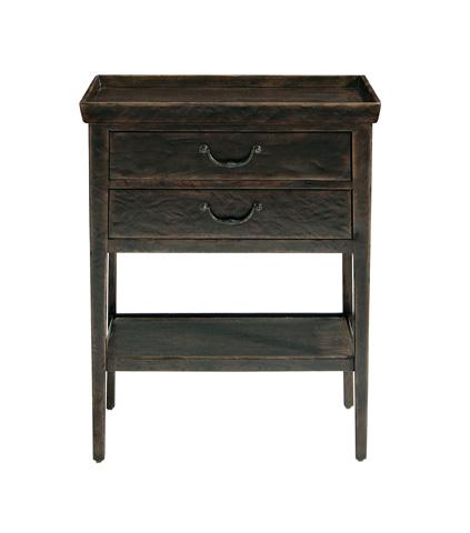 Bernhardt - Vintage Patina Two Drawer Nightstand - 322-216B