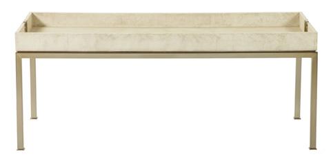 Bernhardt - Salon Tray Top Cocktail Table - 341-022