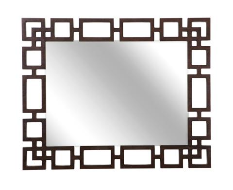 Bernhardt - Haven Cut-Out Mirror - 346-331R
