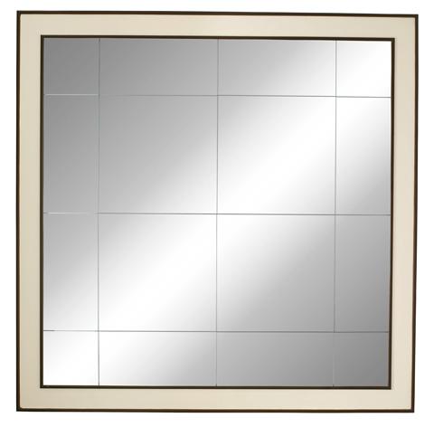 Bernhardt - Haven Large Wood Framed Mirror - 346-344A