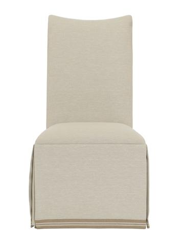 Bernhardt - Auberge Skirted Chair - 351-503
