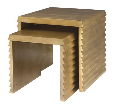 Bernhardt - Jet Set Nesting Tables - 356-031G