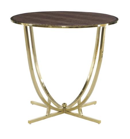 Bernhardt - Jet Set Round End Table - 356-126